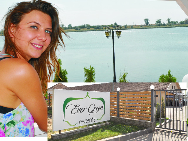 Creatoarea de evenimente de la «Ever Green»